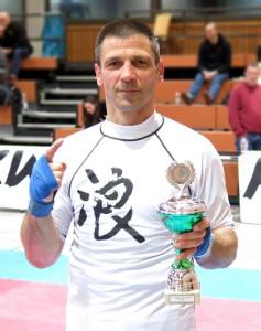 2. Platz für Jörg Erhardt auf Baden-Württembergischen Meisterschaften