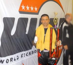 Jörg Erhardt 1. Platz KWON-Cup