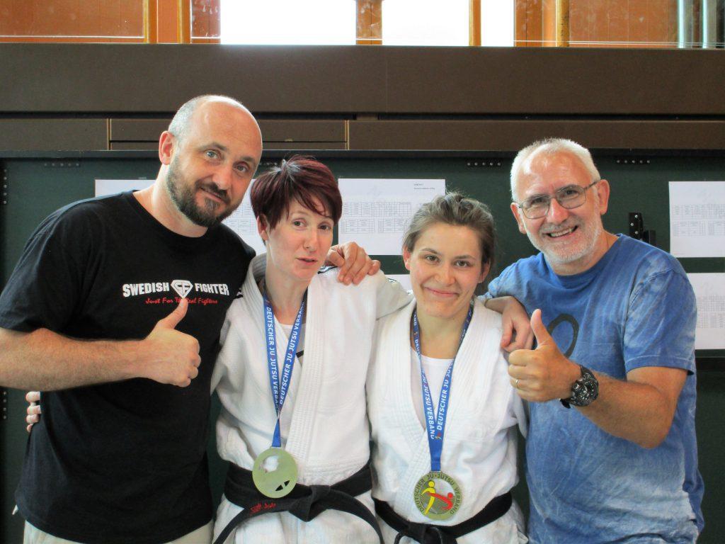 Bronze für Lena Urban und Jelka Neumann