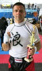 2. Platz beim Northern Cup für Jörg Ehrhardt